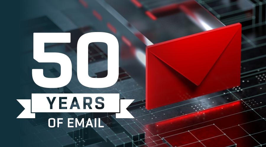 50 Facts About 50 Years of Email