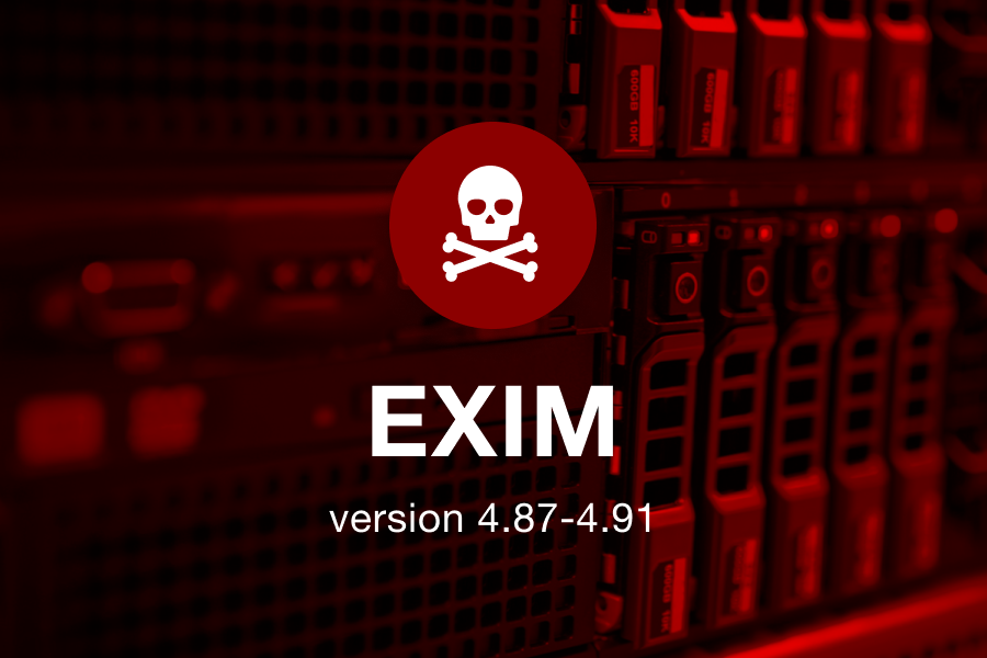 The Return of the WIZard: Critical Remote Command Execution Vulnerability Impacts Old Exim Installations