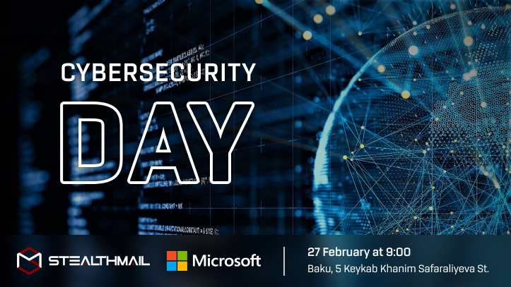 Cybersecurity Day in Baku