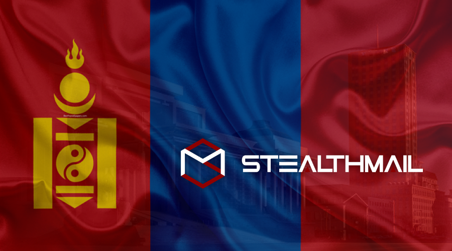 StealthMail Approved by the Mongolian Government Agency