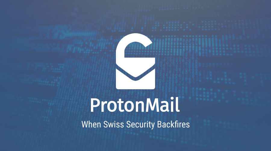 Protonmail Passes Over IP Logs Of Climate Change Activists