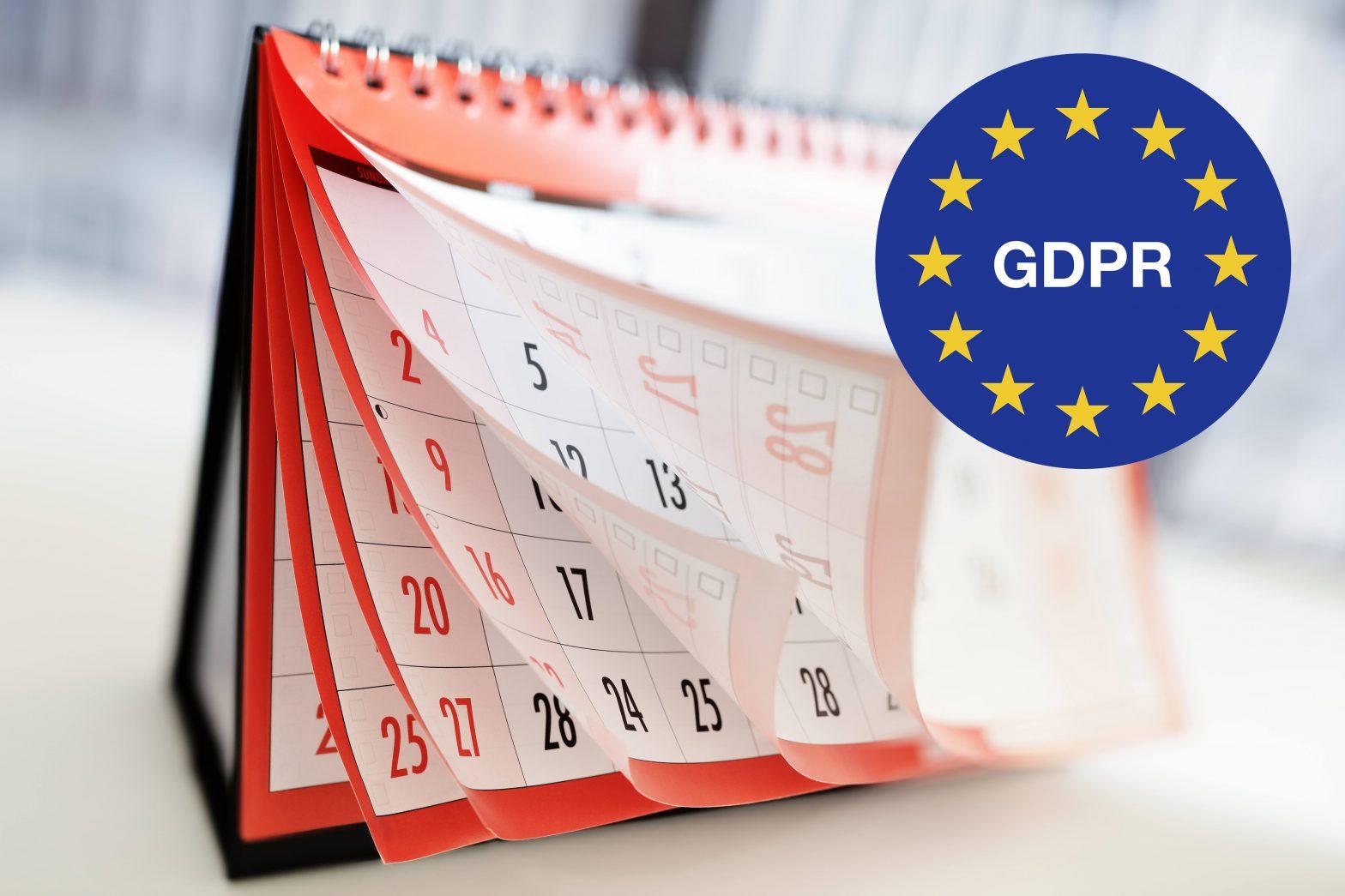 Six Months Of GDPR, Plenty To Report